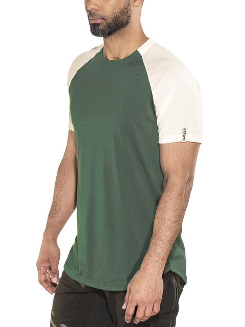 Maloja ForunM. Short Sleeve Multisport Jersey Men pinetree